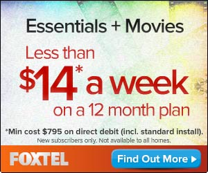 Foxtel Movie Offer