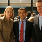 Jacqui Feeney, Michael Ebeid & Chris Keely