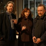 Tony Leach, Jane Duncan & Paul Elliot